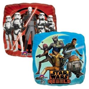 Star Wars Rebels Foil Balloon 17 inch