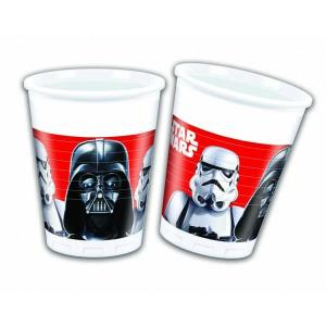 Star Wars Final Battle Plastic Cups (8)