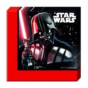 Star Wars Final Battle Paper Napkins (20)