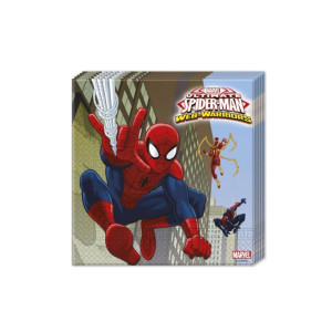 Spiderman Napkins (20)