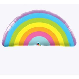 Radiant Rainbow Foil Balloon 36 inch