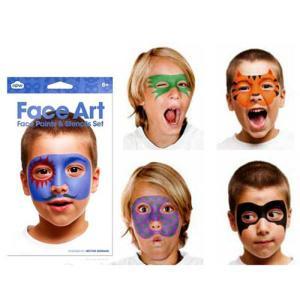 Face Art for Boys