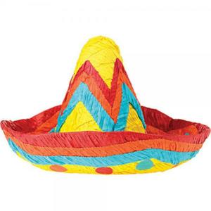 Mexican Sombrero Pinata