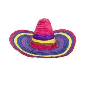 Mexican Sombrero 55cm Multi colour