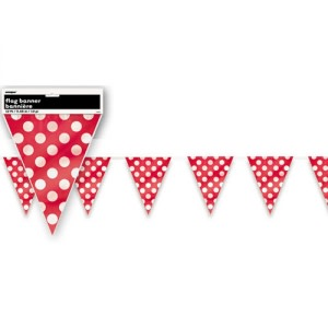 Red Dotted Bunting