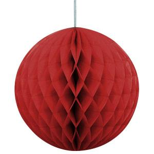Red Paper Ball (20cm)