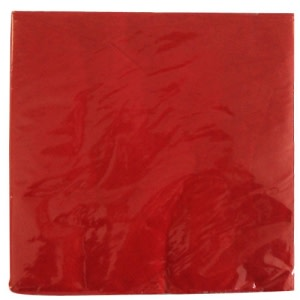 Red Serviettes (20)