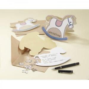 Rock-a-Bye Baby - Invitations