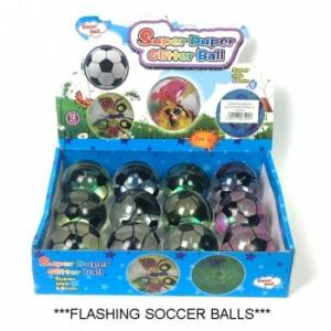 Super Soccer Flashing Waterball