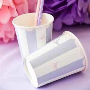 Secret Garden Paper Cups (8)