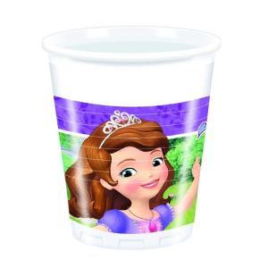 Sofia Mystic Isles Plastic Cups (8)