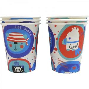All Aboard Paper Cups (6)