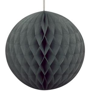 Black Paper Ball (30cm)