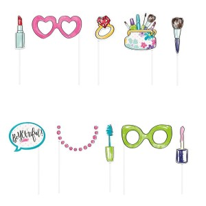 BeYOUtiful Party Photo Booth Props