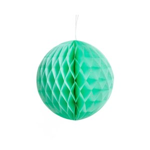 Mint Green Paper Ball 20cm