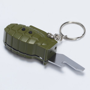 Grenade Keyring