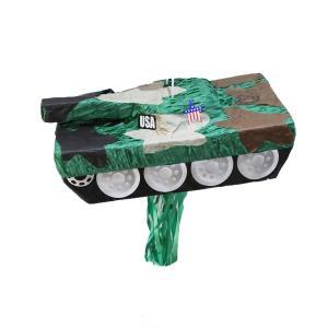 Camo Tank Pinata