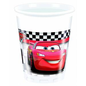 Cars Formula Party Cups (8)