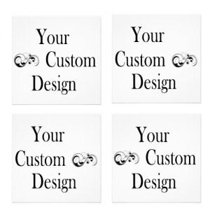 Custom Design Cupcake Toppers