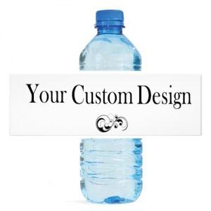 Custom Design Bottle Wrappers