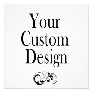 Custom Design Invitations