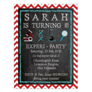 Experi Party - Invitations (8)