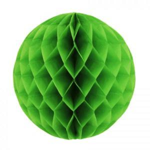 Lime Green Paper Ball (20cm)