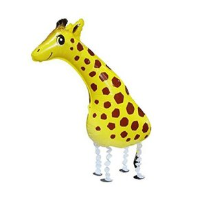 Giraffe Walking Pets Balloon