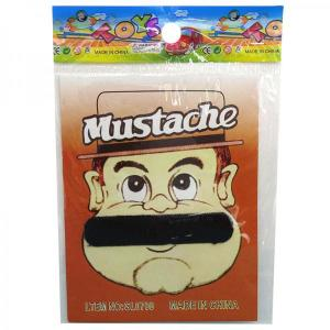 Assorted Moustaches (6pc)