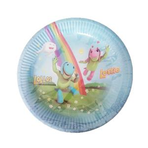 Lollos and Lettie  Paper Plates (8)