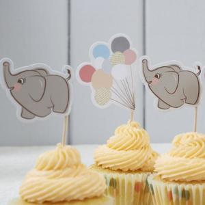 Little One Cupcake Toppers (10)