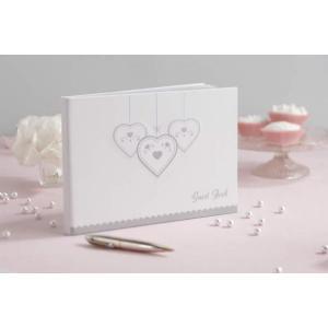 Love Struck - Heart Guest Book