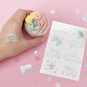 Make a Wish Iridescent Tattoos (16)