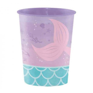 Mermaid Shine Party Cup (1)