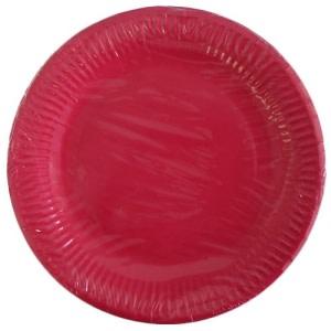 Magenta Paper Plates 10-XXX