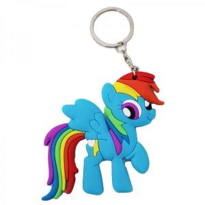 My Little Pony Rainbow Dash Keyring