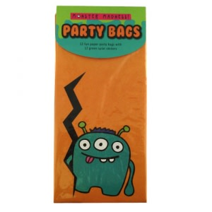 Monster Madness - Party Bags (12)