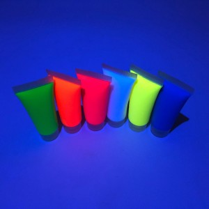 Neon Glow in The Dark Body Paint (Each)