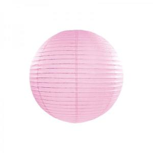 Light Pink Wired Lantern (25cm)
