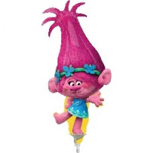 Trolls Poppy Minishape Balloon
