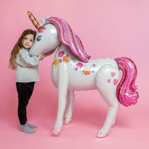 Unicorn Airwalker Balloon