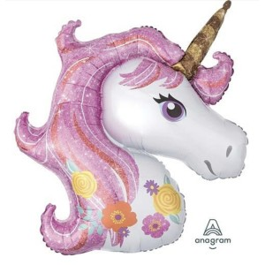 Unicorn Magical Foil Balloon