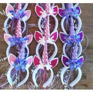 Glitter Sparkle Unicorn Headband
