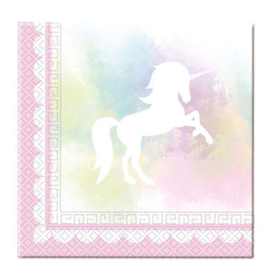 Believe in Unicorns Serviettes (20)