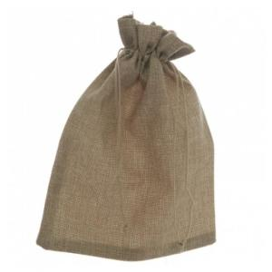 Hessian Flax Bags Large (each)