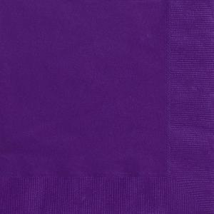 Violet Serviettes (20)