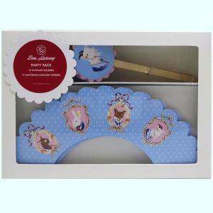Worthington Manor Cupcake Decorating Kit (24pc)