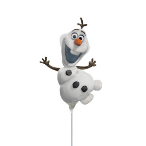 Olaf Minishape Balloon