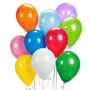 Single Balloon - Solid colours or Pearlised