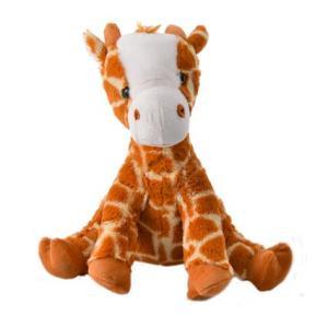 Animal Jungle Plush Giraffe 15cm